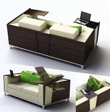 Cool Wood Furniture Ideas Coolest Space Saving Furniture Ideas