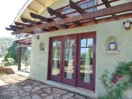 beautiful straw bale house for sale in california home exterior