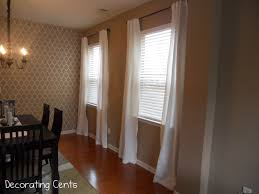 Retro Dining Room Best Curtains For Dining Room Contemporary Home Design Ideas