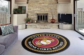 Star Wars Area Rug by U S Marine Corps Retired Logo Rug Rug Rats
