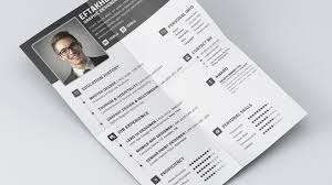Business Card Resume 5 Free Fully Customizable Cv Resume Templates