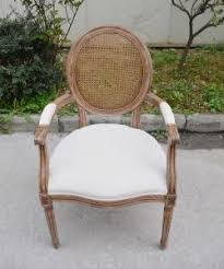 Hotel Furniture Used Upholstered Solid Wood Dining Room Arm Chair - Dining room chairs used