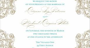 Free Sample Wedding Invitations Wedding Invitations Free Sample Choice Image Wedding And Party