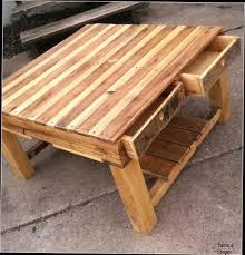 meuble fait en palette meuble central cuisine pas cher 14 idees application palettes