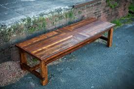 Dining Room Table Reclaimed Wood Custom Reclaimed Wood Furniture Nyfarms Info