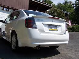white nissan sentra 2008 vamp2rlr 2010 nissan sentrasr sedan 4d specs photos modification