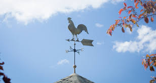 Horse Weathervane For Barn Why Are Roosters On Weathervanes Farmers U0027 Almanac