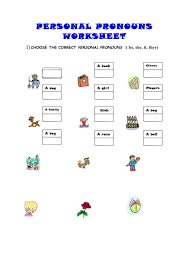 personal pronouns worksheet free worksheets library download and