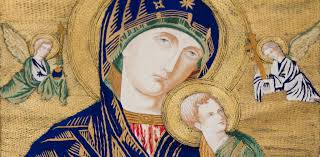 thanksgiving prayer to mother mary mary an icon of faith trust and humility u2013 covenant