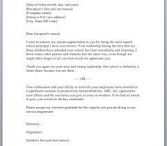 sle appreciation letter smart letters tztmgkoy
