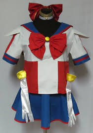 halloween sailor v sailor moon manga costume cosplay