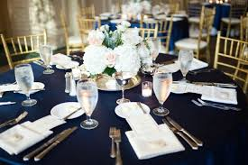 navy blue table linens hire table cloths navy blue wedding hire melbourne
