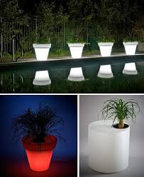 Patio Furniture Lighting Glow In The Home Furniture Lights Up Nights Urbanist