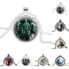 personalized gifts jewelry warframe necklace top jewelry pendant personalized