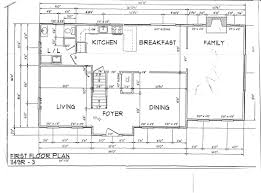 Rectangle House Floor Plans A House Floor Plan Layout Imanada Plans Perfect Big Designs And