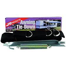 Awning Tie Downs Amazon Com Carefree 901000 Awning Tie Down Automotive