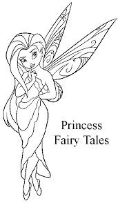 fairy princess coloring pages 28379 bestofcoloring