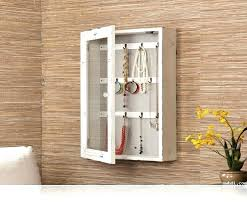 wall mounted jewelry cabinet wall mount jewelry cabinet juniorderby me