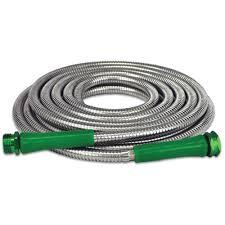 304 stainless steel metal garden hose 50ft ebay