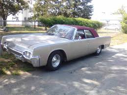 1964 Lincoln Continental Interior 1961 To 1967 Lincoln Continental For Sale On Classiccars Com 41