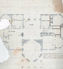 Poplar Forest Floor Plan The Papers Of Thomas Jefferson