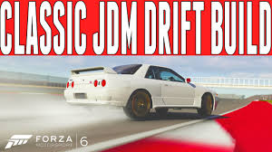 nissan skyline near me forza 6 classic jdm icon drift build nissan skyline gt r r32