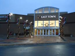 towne east mall map east town mall