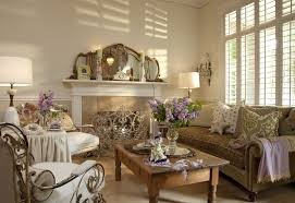 Shabby Chic Fireplace Mantels by Spanish Mantel Living Room Shabby Chic Style With Fireplace Mantel