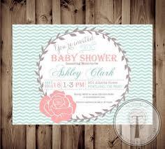 vintage baby shower invitations top 10 vintage baby girl shower invitations 2017 thewhipper