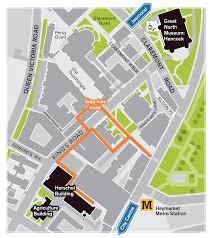Tyne Metro Map by Dis 2012 Attending