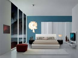modern bedroom design teenage cream floor white workbench