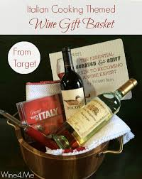 cooking gift baskets wine gift idea wine gift baskets from target wine4 me