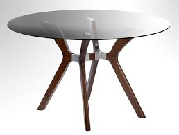 Glass Dining Room Table Tops Glass Top Round Dining Table