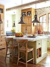 kitchen lighting over island enchanting rustic kitchen pendant