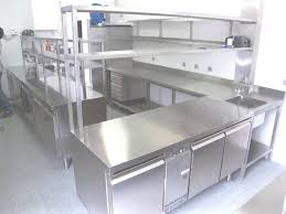 meuble cuisine inox mobilier inox horeca echipamente restaurante echipamente for
