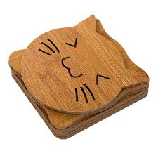 Drink Coasters by Online Buy Wholesale Wooden Drink Coasters From China Wooden Drink