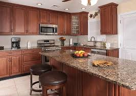 cherry kitchen cabinets decor references