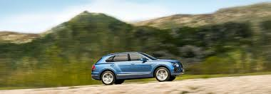 bentley bentley bentayga luxury diesel suv bentley motors