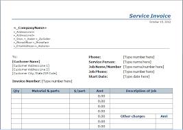 invoice templates free layout u0026 format