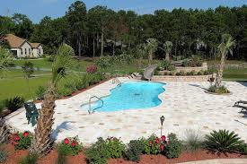 Deep Backyard Pool by Taj Mahal Deep