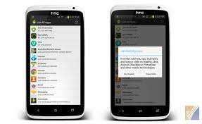 how to get apps on android how to get list of installed apps in android stacktips