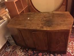 Schreibtisch Nussbaum Schöner Tisch U2013 Ahorn 1