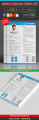 Simple Resume Template Download 25 Best 2017 Cv Inspiration Images On Pinterest Resume Cv Cv