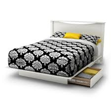 South Shore Full Platform Bed South Shore Soho Collection Headboard Walmart Canada