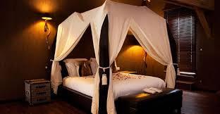 week end avec dans la chambre week end avec dans la chambre 5 suite lodge lit baldaquin