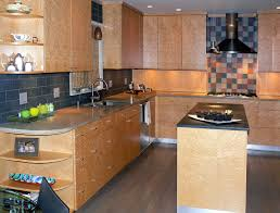 Wood Veneer For Kitchen Cabinets by Wood Veneer For Custom Cabinetry And Refacing