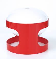 Kartell Table Lamp Joe Colombo Kd27 Space Age Table Lamp For Kartell For Sale At 1stdibs