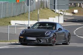 widebody porsche gt3 is this the 2018 porsche 911 gt3 touring package autoevolution