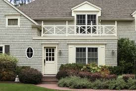 front porch railing designs exterior traditional with balcony