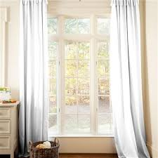 White Drape Drapes And Curtains Coordinating Drape Panels Carousel Designs